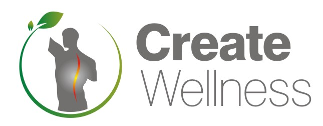 Create Wellness Center Chiropractic and Sports Medicine Clinic in Seoul, Korea Logo